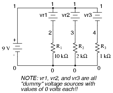 CALCULATION OF CURRENT IN PARALLEL CIRCUIT