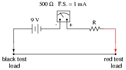 Cách thiết kế  đồng hồ đo điện trở ( How to design Ohmmeter ) 00176
