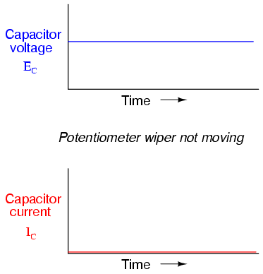 how to find voltage across capacitor