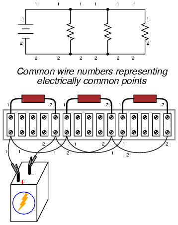 00456 building simple resistor circuits series and parallel circuits actual wiring diagram at mifinder.co