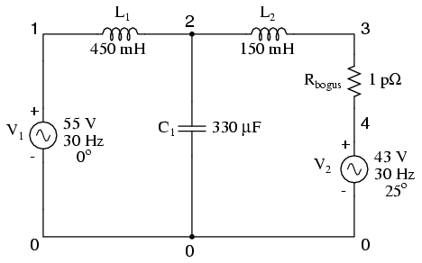 example circuits and netlists using the spice circuit simulation