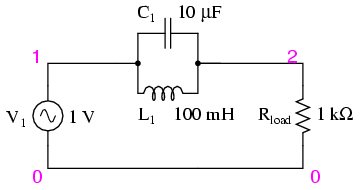 double l thermostat wiring diagram l filter circuit diagram resonant filters | filters | electronics textbook