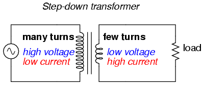 electrical miracles step up transformer rh electricalmiracles blogspot com