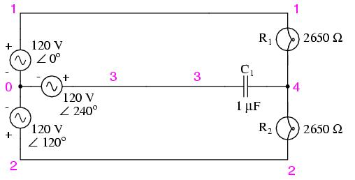 phase rotation