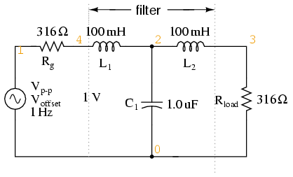 resonant filters filters electronics textbook rh allaboutcircuits com Subwoofer Diagram Speaker Circuit Diagram Filters