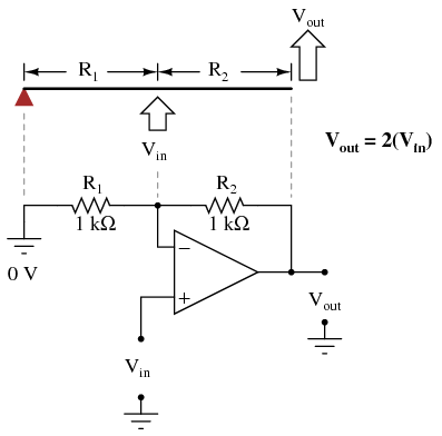 SEMI 8 furthermore Bleeder Resistor Advantages And Circuit in addition Ndifranco94 likewise Goodschem together with Mel91202. on draw schematic op amp