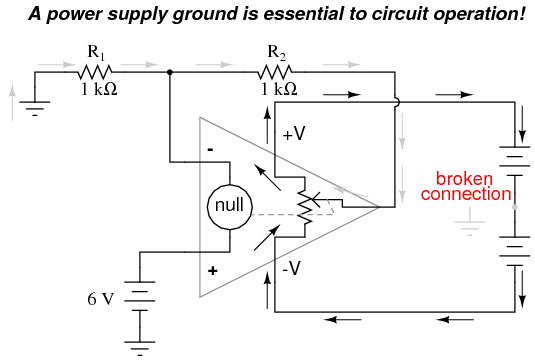 op amp practical considerations operational amplifiers rh allaboutcircuits com