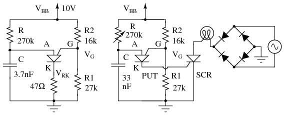 the unijunction transistor  ujt