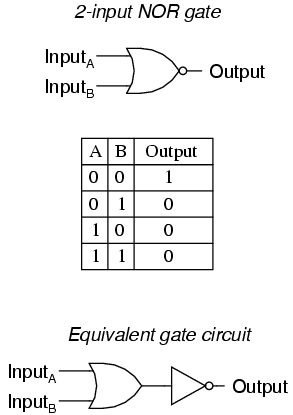 multiple input gates logic gates electronics textbook rh allaboutcircuits com