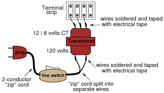 Transformer—Power Supply | AC Circuits | Electronics Textbook