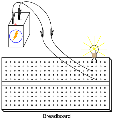 A Very Simple Circuit | Basic Concepts and Test Equipment ...