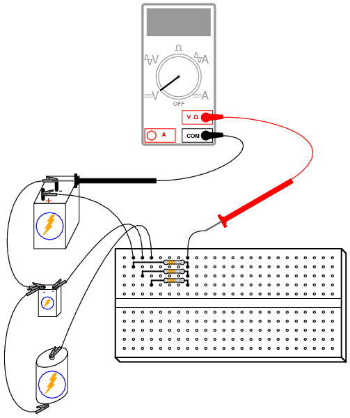 A Very Simple Computer | DC Circuits | Electronics Textbook