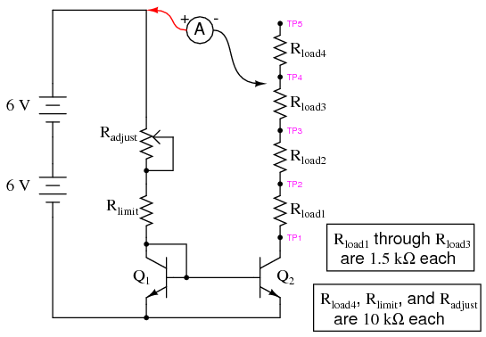 how to build a current mirror circuit