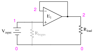 Precision voltage follower analog integrated circuits netlist make a text file containing the following text verbatim voltage follower ccuart Gallery