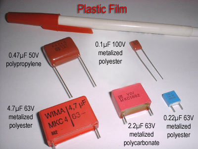Practical Considerations Capacitors Capacitors