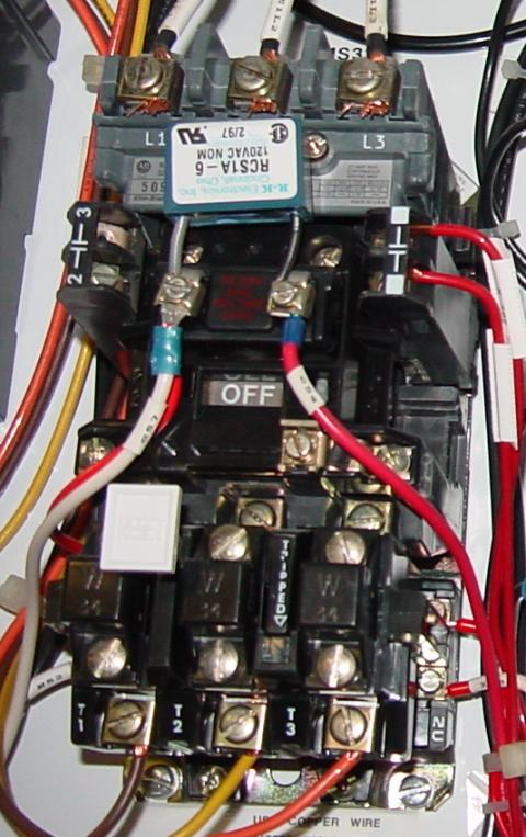 Motor Circuits And Control Applied Industrial Electricity