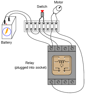 Cube relay wiring diagram wiring info basic electromagnetic relays basic electricity worksheets rh allaboutcircuits com ice cube relay switch 11 pin cube asfbconference2016 Image collections