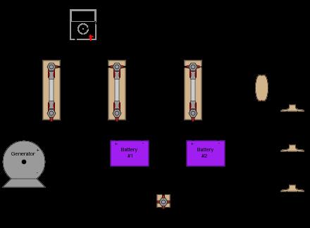 Dc Generator Theory Dc Electric Circuits Worksheets Diagram Www - Circuit diagram dc generator