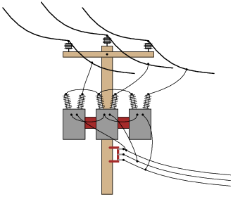 X besides X together with Earthing Grounding Transformer Voltages Ground Fault further B additionally Openwye Opendelta. on open delta pt connection diagram