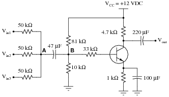 Bipolar Transistor Biasing Circuits Discrete Semiconductor Devices