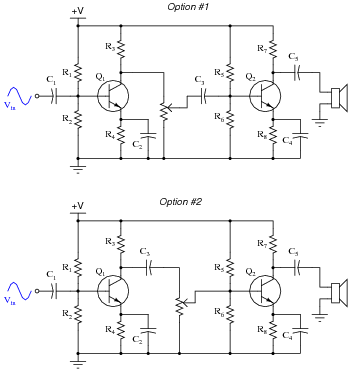 Multi-Stage Transistor Amplifiers   Discrete Semiconductor