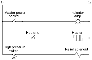 Relay Logic Diagram Wiring Diagram Blogs