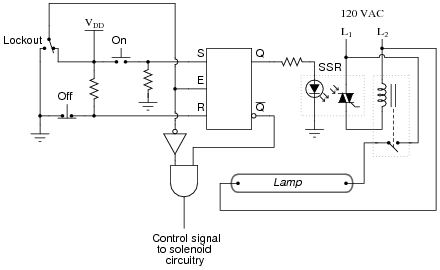 wiring diagram for solenoid latch wiring diagram Wiring Diagram for Power Converter latch circuits digital circuits worksheets wiring diagram for solenoid