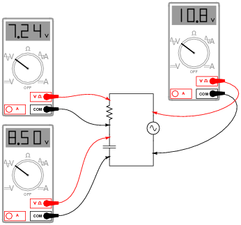Series and Parallel AC Circuits | AC Electric Circuits ... on