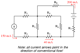 Kirchhoff's Laws | DC Electric Circuits Worksheets