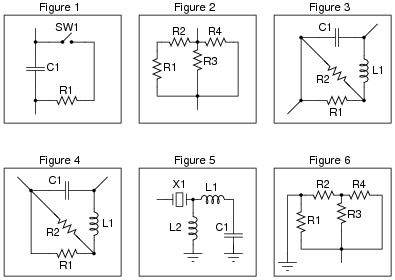 Series-Parallel DC Circuits | DC Electric Circuits Worksheets