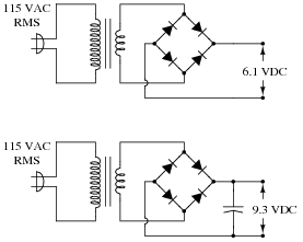 Ac To Dc Circuit Diagram - Wiring Diagram K7