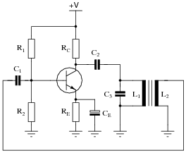 Cool Oscillator Circuits Discrete Semiconductor Devices And Circuits Wiring Cloud Tziciuggs Outletorg