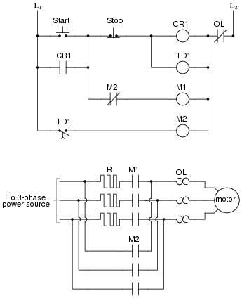 Time Delay Electromechanical Relays Digital Circuits Worksheets