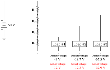 Voltage Divider Circuits Ac Electric Circuits Worksheets