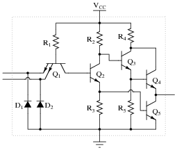 TTL Logic Gates | Digital Circuits Worksheets
