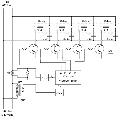 power factor correction circuit diagram power get free image about wiring diagram